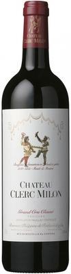 Вино красное сухое «Chateau Clerc Milon 5-me Classe» 2007 г.