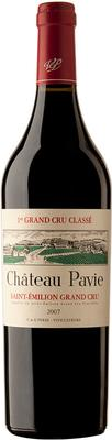 Вино красное сухое «Chateau Pavie, Saint Emilion 1-er Grand Cru Classe» 2007 г.
