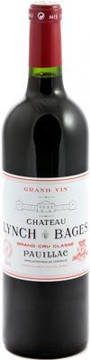 Вино красное сухое «Chateau Lynch Bages Pauillac 5-eme Grand Cru» 2002 г.