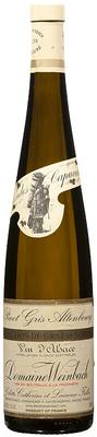 Вино белое сладкое «Domaine Weinbach, Pinot Gris Altenbourg Selection de Grains Nobles» 2002 г.