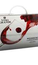 Вино столовое красное полусладкое «Vino Grande Изабелла»