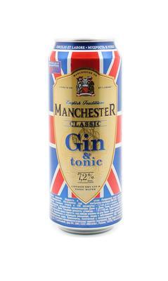Напиток слабоалкогольный газированный «Джин-Тоник классический»
