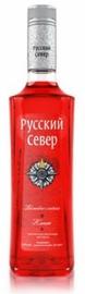 Настойка сладкая «Русский Север Клюква»