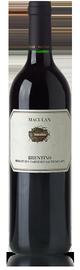 Вино красное сухое «Brentino» 2010 г.