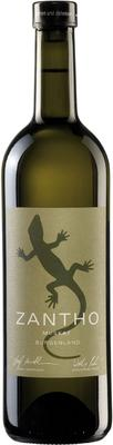 Вино белое сухое «Zantho Muskat Ottonel» 2012 г.