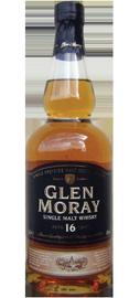 Виски «Glen Moray» 16 лет выдержки, в подарочной упаковке