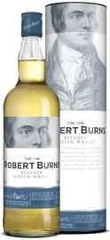 Виски шотландский «Robert Burns Blend» в тубе