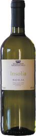 Вино белое сухое «Insolia Marchese Montefusco» 2012 г.