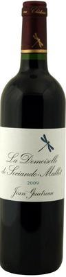 Вино красное сухое «La Demoiselle de Sociando-Mallet» 2009 г.