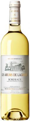 Вино белое сухое «Les Arums de Lagrange» 2011 г.