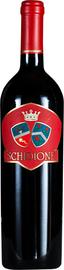 Вино красное сухое «Schidione» 2003 г.
