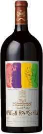 Вино красное сухое «Chateau Mouton Rothschild» 2001 г.