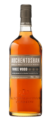 Виски шотландский «Auchentoshan Three Wood, 0.05 л»