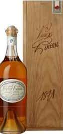 Вино крепленое сладкое «Lheraud Pineau Tres Vieux» 1971 г.