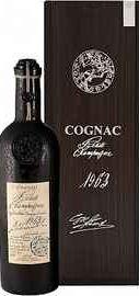 Коньяк «Lheraud Cognac 1963 Petite Champagne»