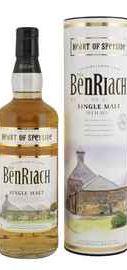 Виски шотландский «Benriach Heart of Speyside» в тубе