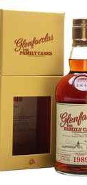 Виски «Glenfarclas 1989 Family Casks»