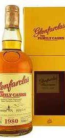 Виски шотландский «Glenfarclas 1980 Family Casks» в подарочной упаковке