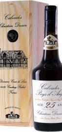 Кальвадос «Coeur de Lion Calvados 20 ans»