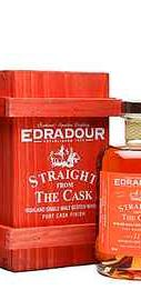 Виски «Edradour Straight from The Cask Port wood finish 11 years»
