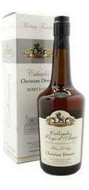 Кальвадос «Coeur de Lion Calvados Pays d'Auge Hors d'Age» в подарочной упаковке