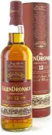 Виски «Glendronach Original 12 years old»