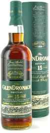 Виски «Glendronach Revival 15 years old» в тубе