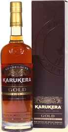 Ром «Karukera Rhum Gold Premium» в подарочной упаковке