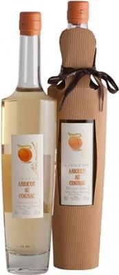 Ликер «Lheraud Liqueur au Cognac Abricot»