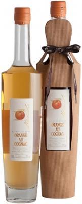 Ликер «Lheraud Liqueur au Cognac Orange»