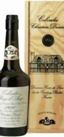 Кальвадос «Coeur de Lion Calvados Pays d`Auge 1980»
