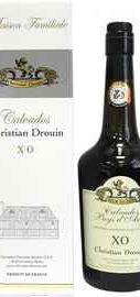 Кальвадос «Coeur de Lion Calvados Pays d`Auge XO» в подарочной уаковке