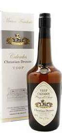 Кальвадос «Coeur de Lion Calvados Pays d`Auge VSOP» в подарочной уаковке