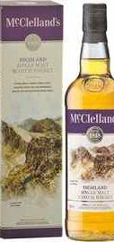 Виски шотландский «McClelland's Highland, 0.7 л» в подарочной упаковке