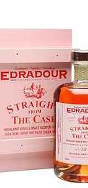 Виски «Edradour Straight from The Cask Chateauneuf du Pape Cask finish 10 years 2002»