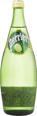 Напиток безалкогольный сильногазированный ароматизированный «Perrier Lime» на основе минеральной питьевой природной столовой воды