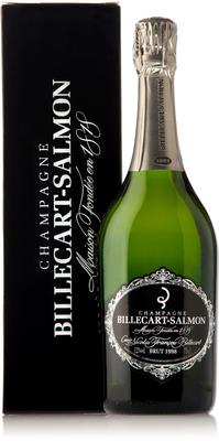 Шампанское белое сухое «Billecart-Salmon Cuvee Nicolas Francois Billecart» 1999 г.