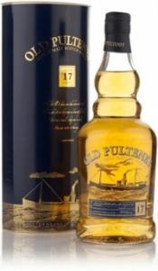 Виски «Old Pulteney 17 Years» 17 лет выдержки