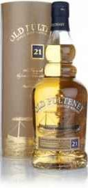 Виски «Old Pulteney 21 Years» в тубе