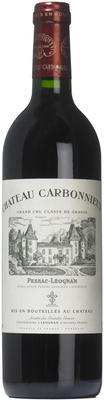 Вино красное сухое «Chateau Carbonnieux Rouge» 2010 г.