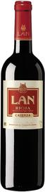 Вино красное сухое «LAN Crianza» 2010 г.