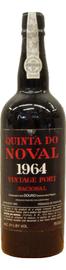 Вино красное сладкое «Nacional Vintage Port» 1964 г.