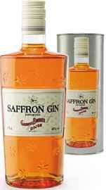 Джин «Saffron Gin» в подарочной упаковке