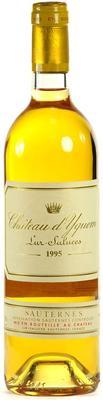 Вино белое сладкое «Chateau d'Yquem» 1995 г.