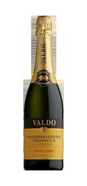 Вино игристое белое брют «Valdo Marca Oro Valdobbiadene Prosecco Superiore» набор из двух бутылок
