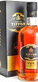Коньяк французский «Tiffon Reserve V.S.O.P.» в подарочной упаковке