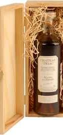 Коньяк французский «Chateau de Triac Reserve de la Famille» в деревянной подарочной упаковке