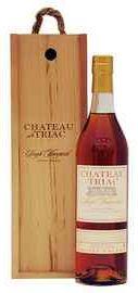 Коньяк французский  «Chateau de Triac Single Vineyards» в подарочной упаковке