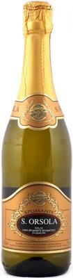 Вино белое сладкое «Fratelli Martini S.Orsola Spumante»