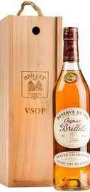 Коньяк «Reserve Petite Champagne» в подарочной упаковке